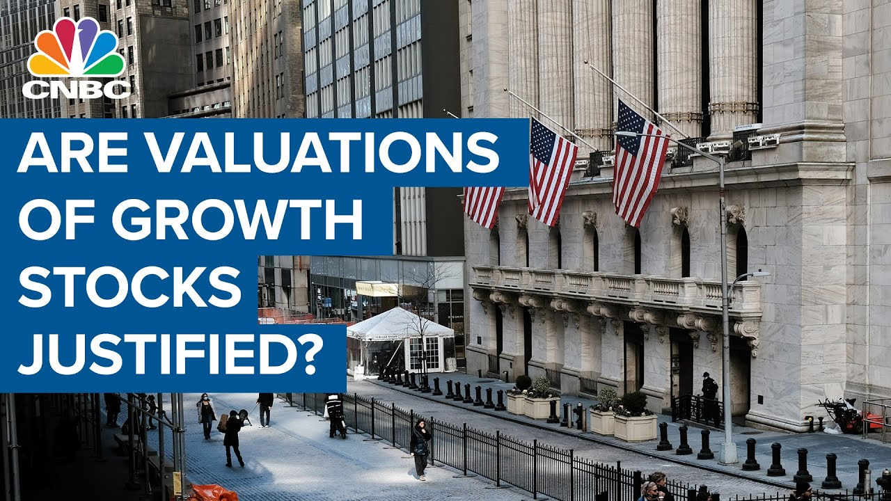 Are the valuations of high-flying growth stocks justified?