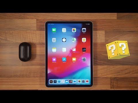 Samsung Gear IconX 2018 + iPad 2018