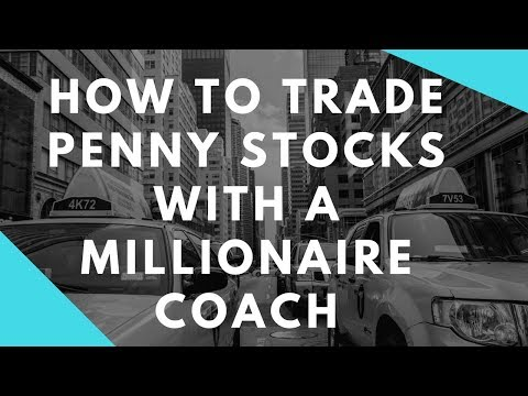 (2018) How To Trade Penny Stocks For Beginners With A Millionaire Coach In Person