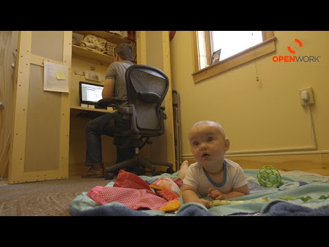 What Happens When You Let Employees Bring Their Babies to Work?