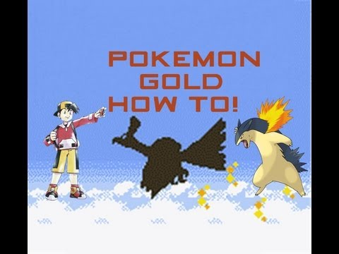 Pokemon Gold and Silver - How To Get HM:03 SURF