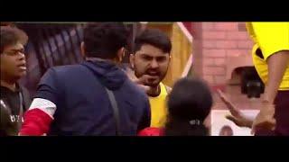 #BBMS2ViralCut | Bigg Boss Malayalam S2 | Bigg Fight | 2 VS 8| Pavan and Rejith Army