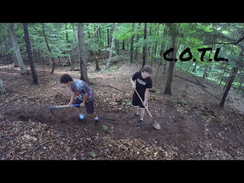 Another Day Trail Building with C.O.T.L