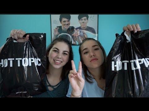 Hot Topic Haul (ft. Tori Kenton)