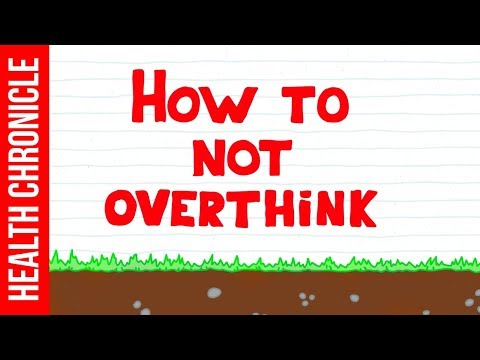 How to Stop Overthinking | The Easy Way!