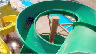 COOLING OFF AT WATER PARK (Waylon's Water World)