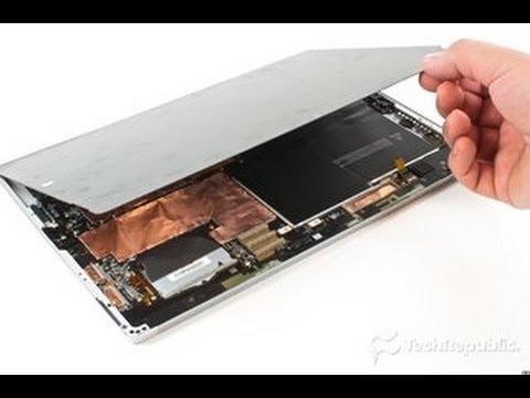 Cracking Open - Microsoft Surface Pro 3