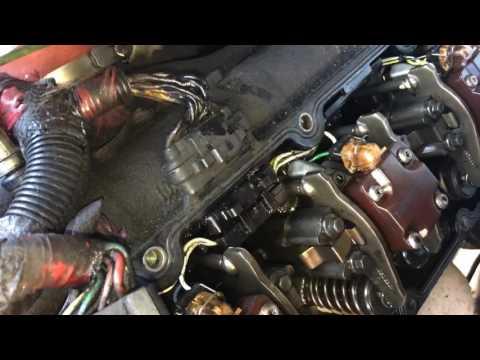 7.3 Powerstroke injector wire harness fix