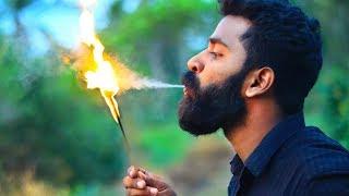 2 Ways To Start A Fire (No Matches or Lighter) | തീ ഉണ്ടാക്കാൻ  പഠിച്ചാലോ ?? | M4 Tech |