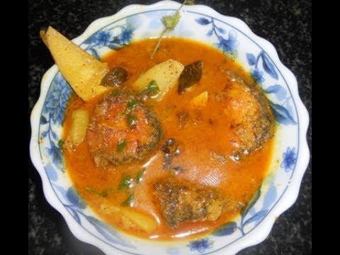 ଆମ୍ବ ଦେଇ ମାଛ ଝୋଳ - Raw Mango Fish Curry-  Kacha Aam Machali Curry