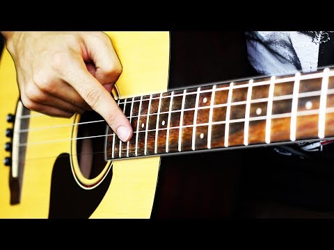 Guitar Strings on ACOUSTIC BASS