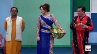 CHAL ANDAR AA - NARGIS & NASIR CHINYOTI - PAKISTANI STAGE DRAMA FULL COMEDY CLIP