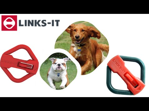 Pet ID Tag Connector from LINKS-IT