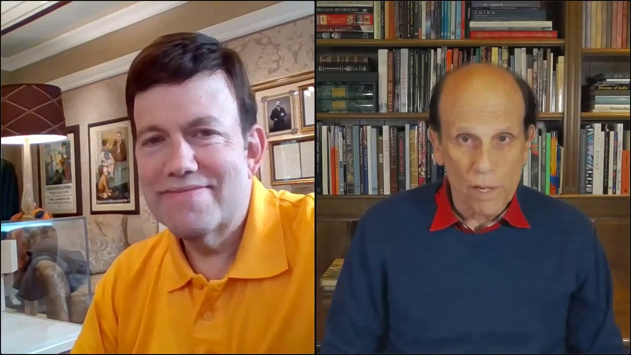 Mike Milken discusses America's future after 2020, and gives updates on COVID-19 vaccines
