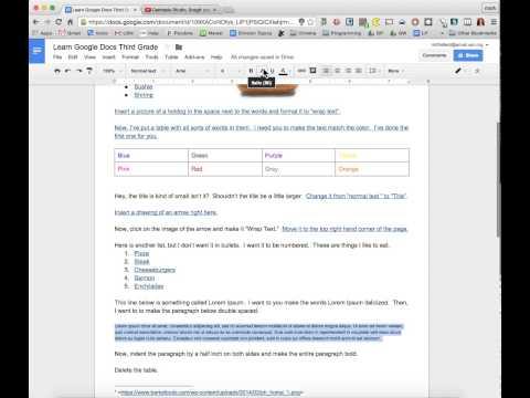 Add Italics to Font Google Docs