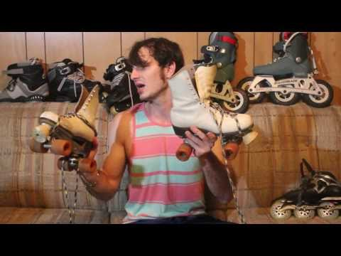 How to make money off of roller skates