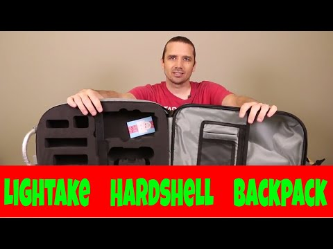 Lightake Mavic Pro Hardshell Backpack Review