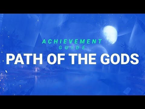 Guild Wars 2: Path of the Gods Achievement Guide | Path of Fire