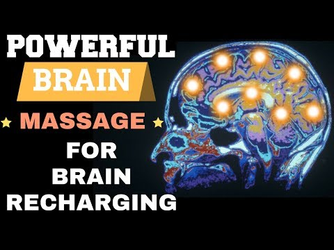 ^WARNING^: POWERFUL BRAINWAVE  MASSAGE  FOR  BRAIN HEALING & RECHARGING