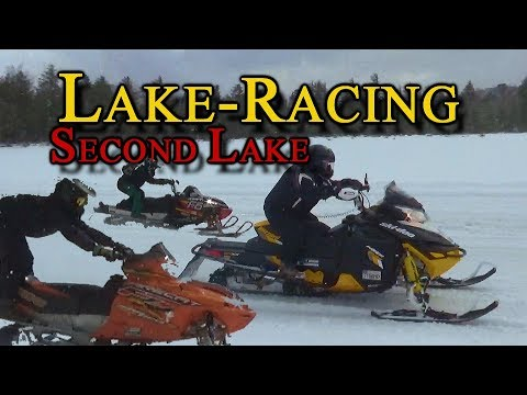 LAKE RACING Old Forge 3-10-18