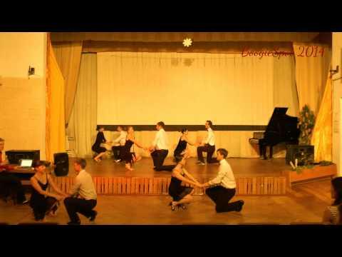 Cabaret Boogiespot 2014 (Advanced