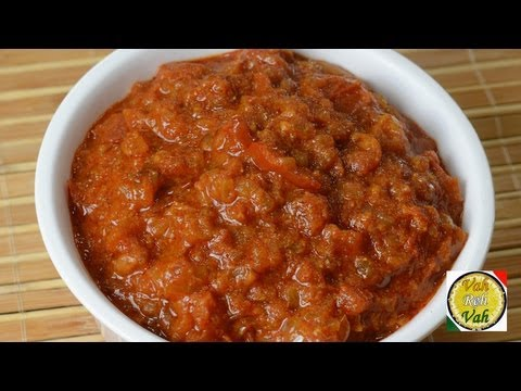 Basic Onion Tomato Gravy Using Pressure Cooker - By Vahchef @ vahrehvah.com