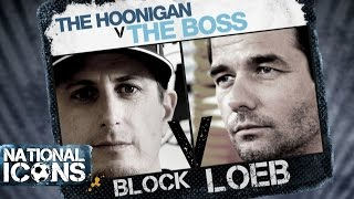 RALLY CAR CLASH – Sebastien Loeb vs Ken Block