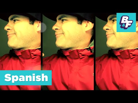 Spanish Verb Conjugation with BASHO & FRIENDS