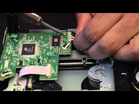 How to fix a Xbox 360  LiteOn Disc Drive
