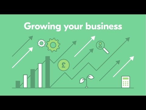 Growing your business webinar: 10 tips in 10 minutes