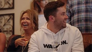 Baker Mayfield gets prank call on Draft Day!