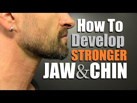 7 Tips For A SEXIER Jawline & STRONGER Chin! (How To Have A Chiseled Face)