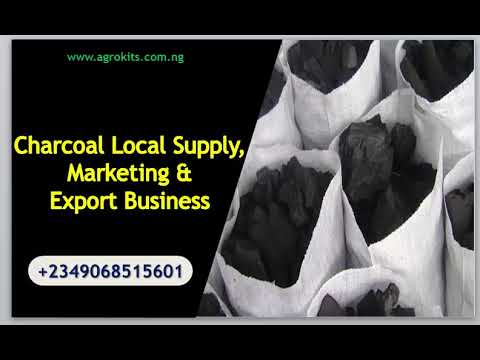 Charcoal Export Business In Nigeria - Complete Guide