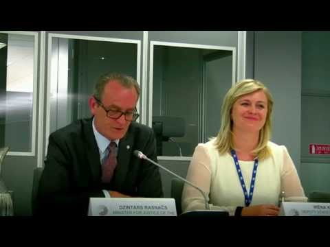 Opening of the 44th Plenary Meeting of the European Judicial Network (EJN)