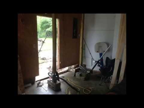 Garage Foundation Repair