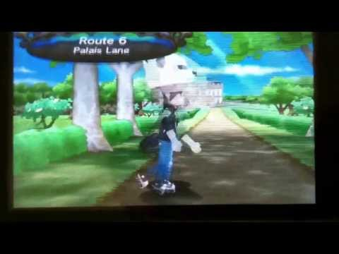 Pokemon X and Y. How to catch Audino
