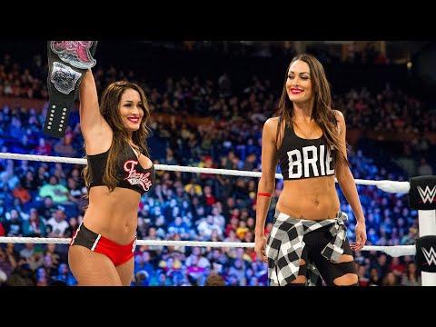 Xxx Mp4 The Bella Twins' Greatest Moments WWE Playlist 3gp Sex