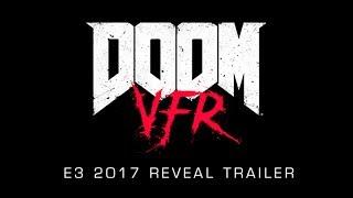 DOOM VFR – E3 2017 Reveal Trailer (PEGI)