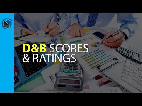 Dun & Bradstreet Business Credit Scores