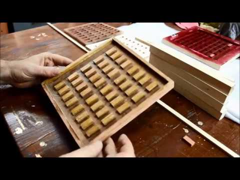 How To Make Mold for Miniature Bricks Part 2 - Short Explanation