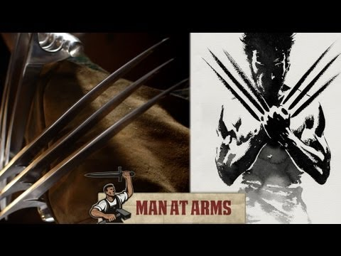 X-Men Wolverine Claws (The Wolverine) - MAN AT ARMS