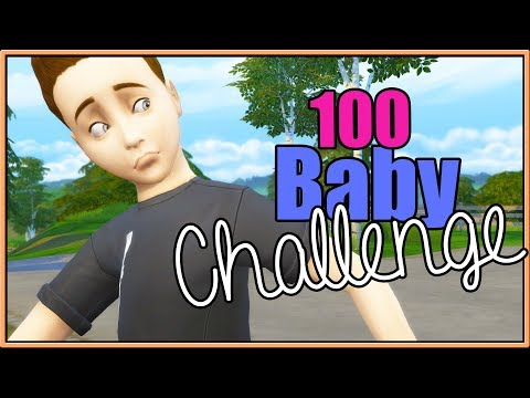 The Sims 4 | 100 Baby Challenge | S1 Part 13 [Bake Sales]