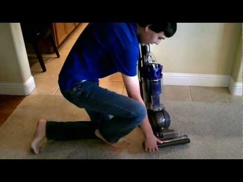 Dyson DC41 maintenance and troubleshooting
