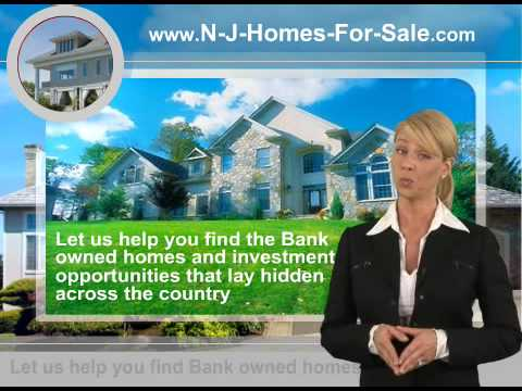 NJ Homes Bank Owned Home Buyer