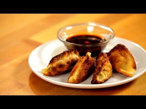 How to Make Dumpling Dipping Sauce | Asian Cooking