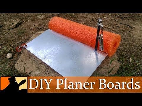 DIY Planer Boards
