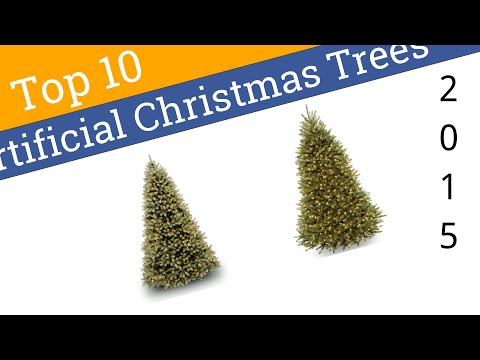 10 Best Artificial Christmas Trees 2015