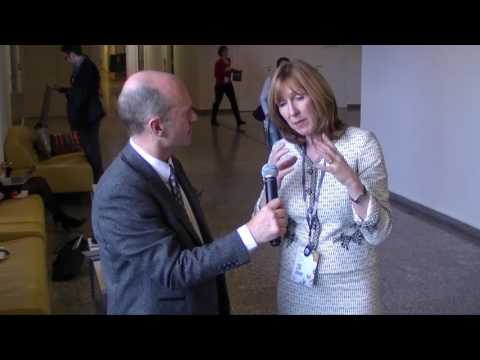 Video from ECR 2017  Dr  Fiona Gilbert on Brexit & breast screening