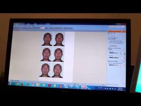 Passport Photo DIY (Do It Yourself)