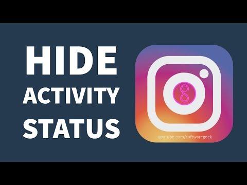 How to Hide Activity Status (Last seen) on Instagram